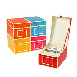 The Container Store Semikolon Multimedia Box Spring Collection