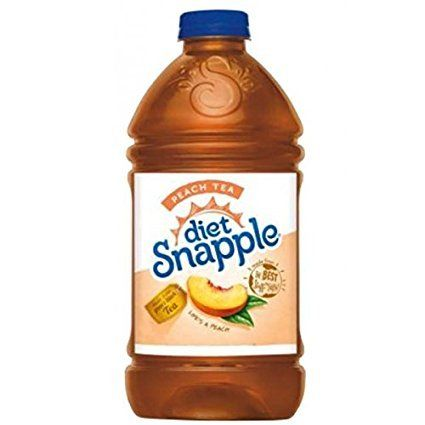 Snapple Diet Drink Peach Tea 64 Oz Two Bottles For More Information Visit Image Link This Is An Affiliate Link And I Diet Snapple Lemon Tea Peach Tea