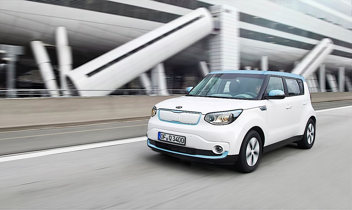 New Kia Soul EV Has the Power Electric cars, Kia motors