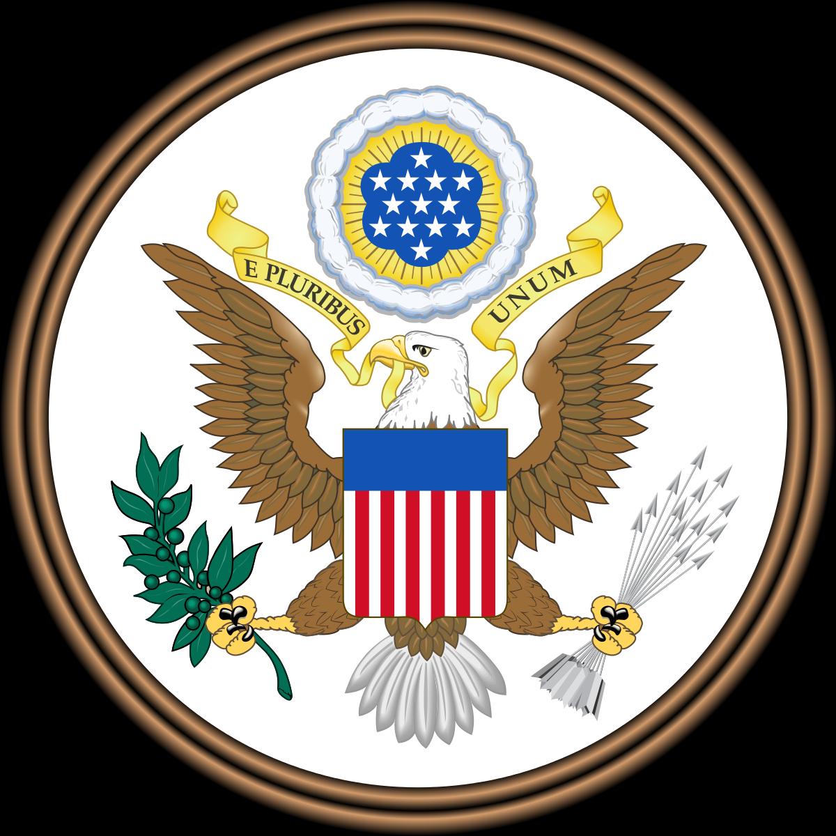Gran Sello de los Estados Unidos - Wikipedia, la enciclopedia libre ...