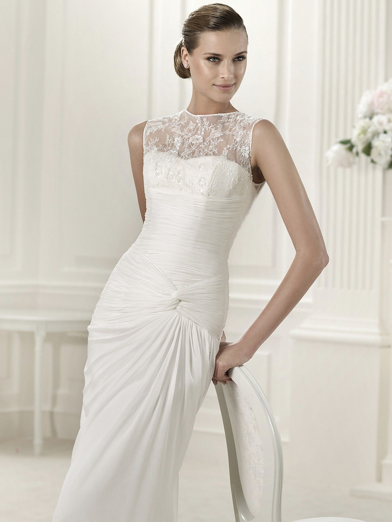 Buy Wedding Dress Pronovias Destino 2013 At Cheap Price