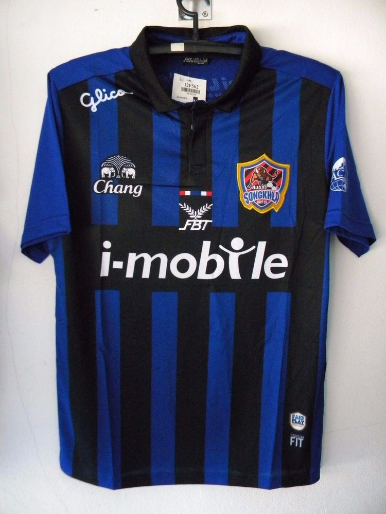 954d51e3c Thailand Football League Songkhla United jersey 2016 jersey M Trikot  Maillot  FBT  SongkhlaUnited