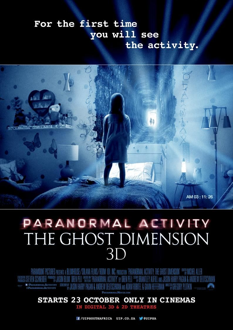 Cinecentre On Twitter Paranormal Activity Paranormal Activity Movie Paranormal