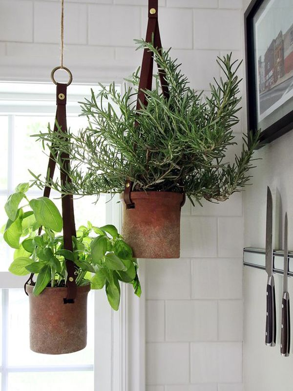 inspiration 10 id es pour cr er un jardin aromatique dans. Black Bedroom Furniture Sets. Home Design Ideas