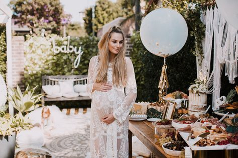 Boho Baby Shower Bliss Not So Mumsy Baby Shower Ideas Boho