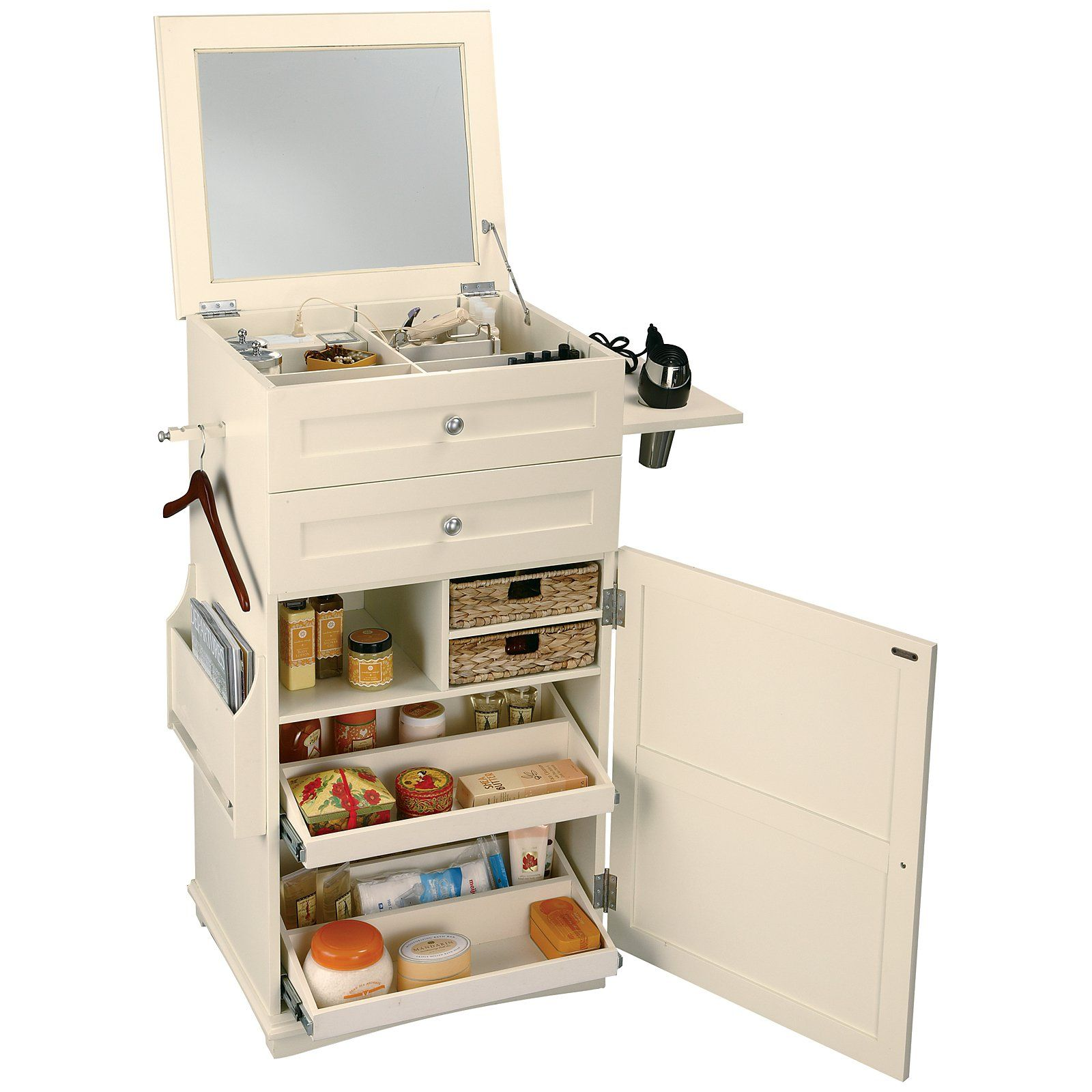 Have To Have Itty Pennington Collection Everything Cart Amazing Small Bathroom Cart Design Ideas