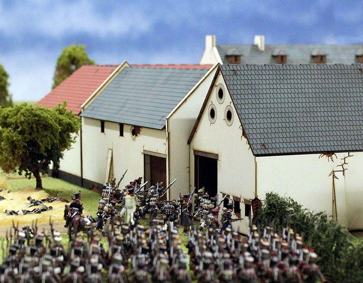Attacco alla tenuta della Haye Sainte
