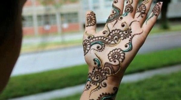 Mehndi Designs For New Learners : Mehndi designs 2014 for new learners that you can do by