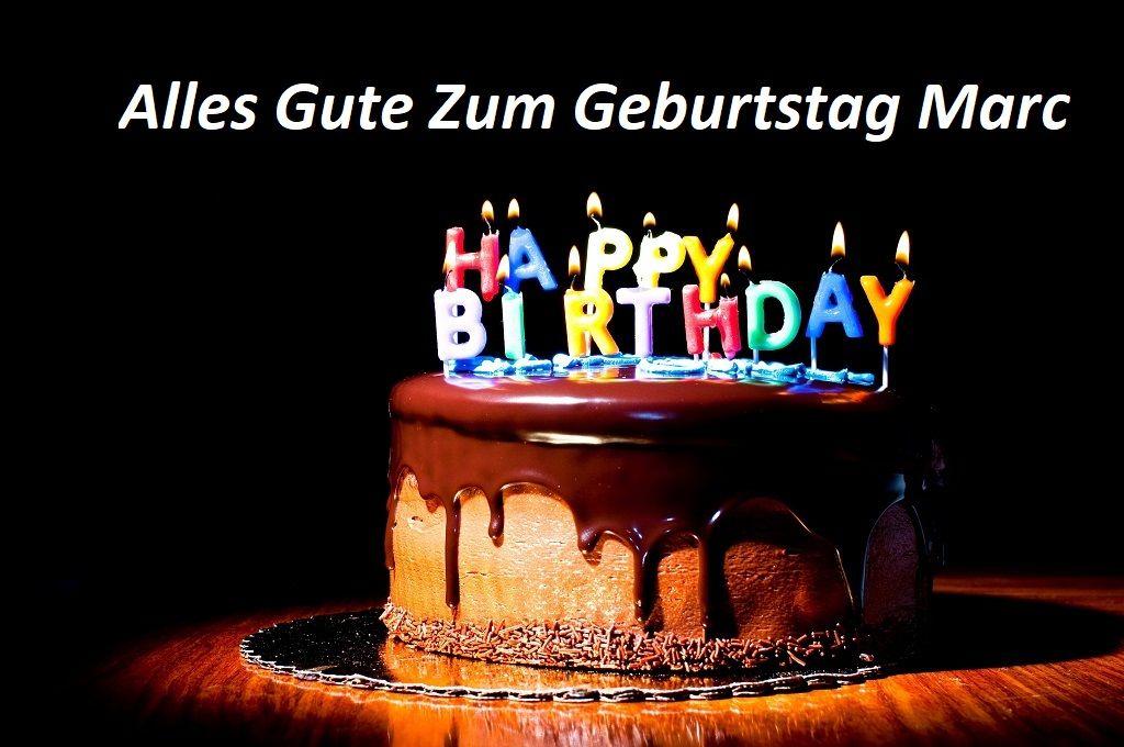 Alles Gute Zum Geburtstag Marc Bilder Bilder Und Spruche Fur