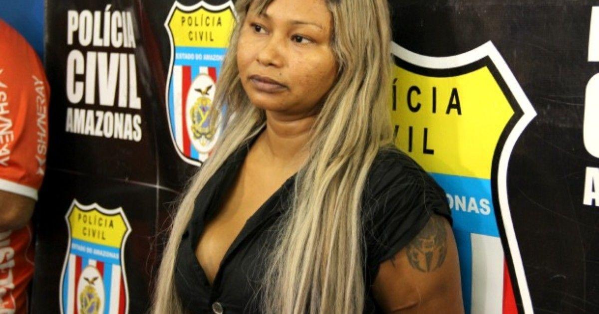 TJ-AM dá liberdade à mulher filmada matando comparsa em Manaus