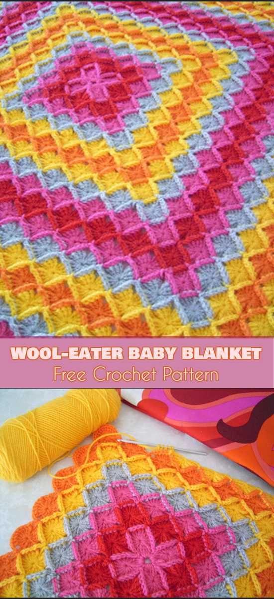 Butterfly Crochet Bolero for Babies and Kids [Free Pattern] | Free ...