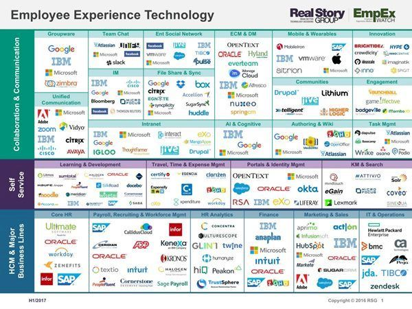Real story group employee experience chart also liberteks it services rh pinterest