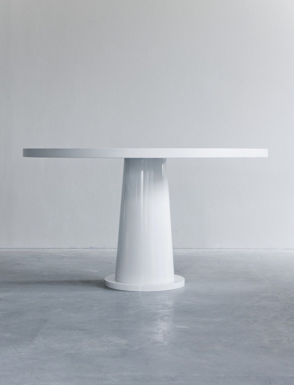 Kops dining table with metal base | Furniture | Pinterest