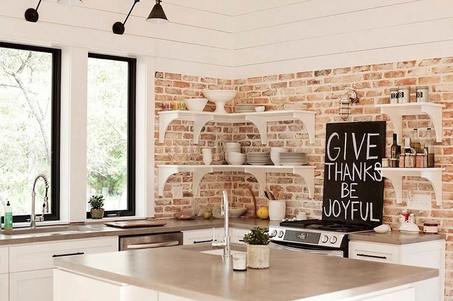 #Kitchen Design Tips from Urban Grace on #SMPLiving. Click here for the full feature: http://stylemepretty.com/2013/11/11/kitchen-design-from-urban-grace |  Photography: Colleen Duffley