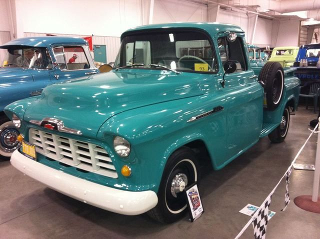 Another jdc7766 1957 Chevrolet Apache post... Photo 4911565