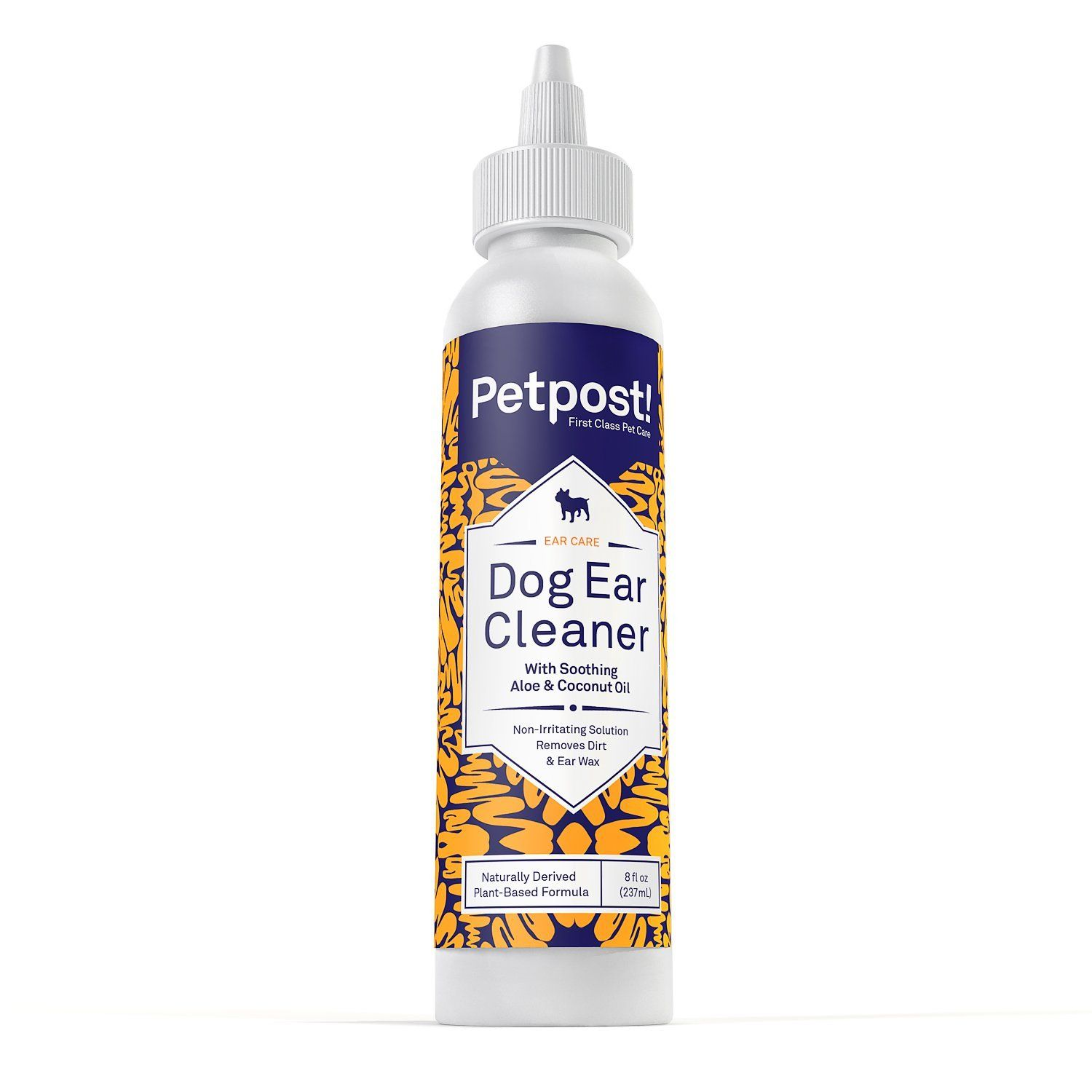 Petpost Dog And Cat Ear Cleaner Natural Coconut Oil Solution