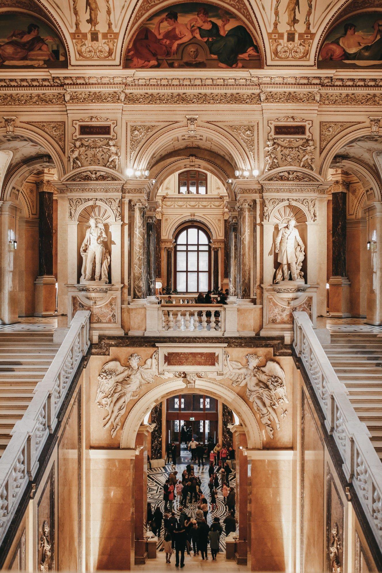 Week End A Vienne Voyage A Vienne Vienne Chateau De Schonbrunn