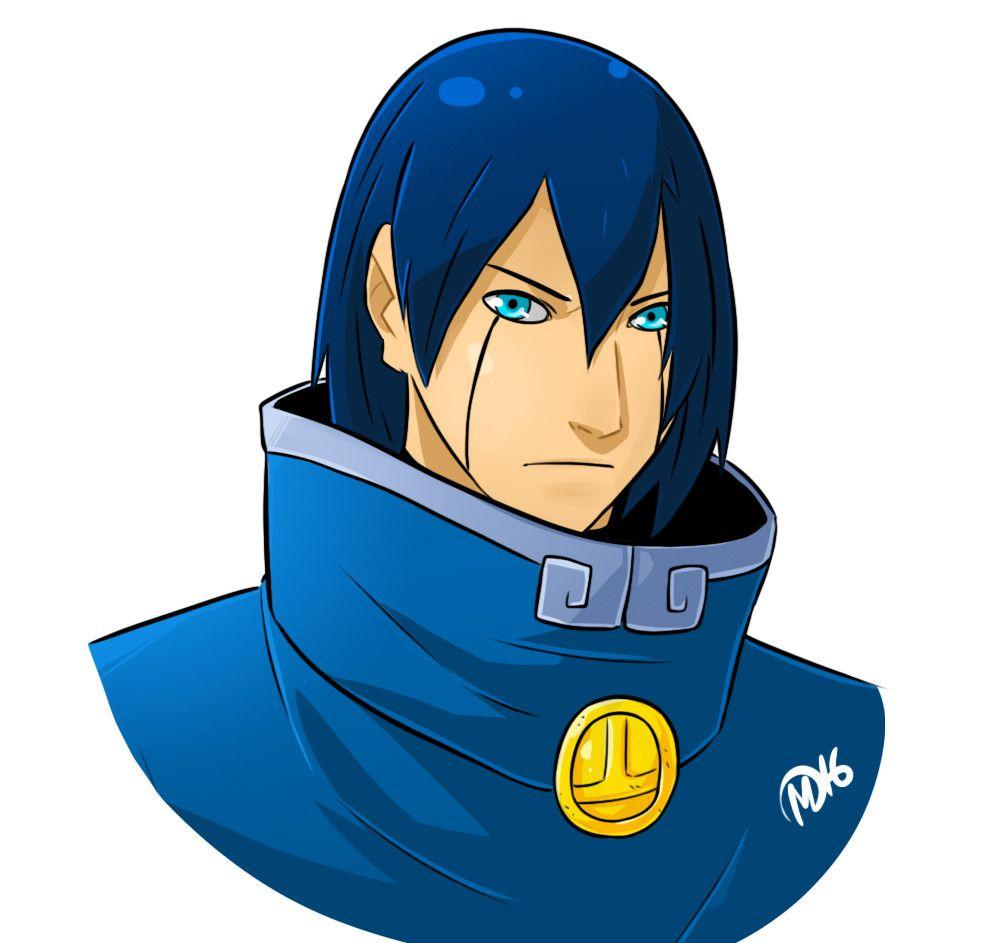 Original character of Kaoru Okino