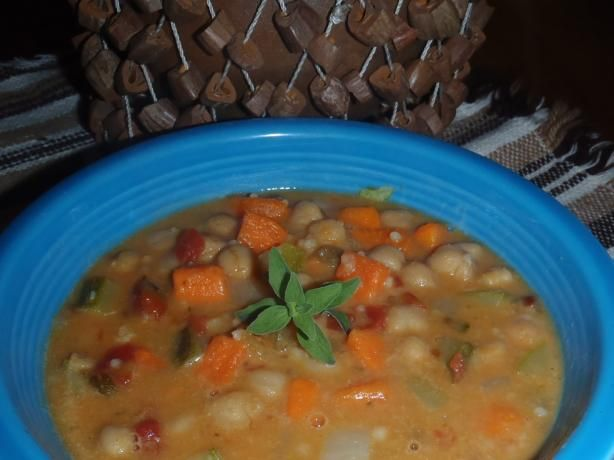 spicy african yam stew vegetarian soup entree recipes vegan recipes ...