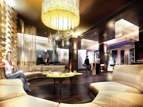condominium party room View More Condos Design Interior