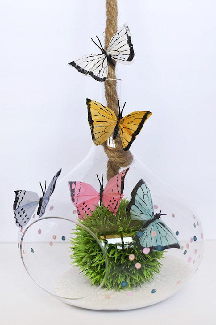 1001 Tolle Ideen Wie Sie Schmetterling Basteln Diy Ideen