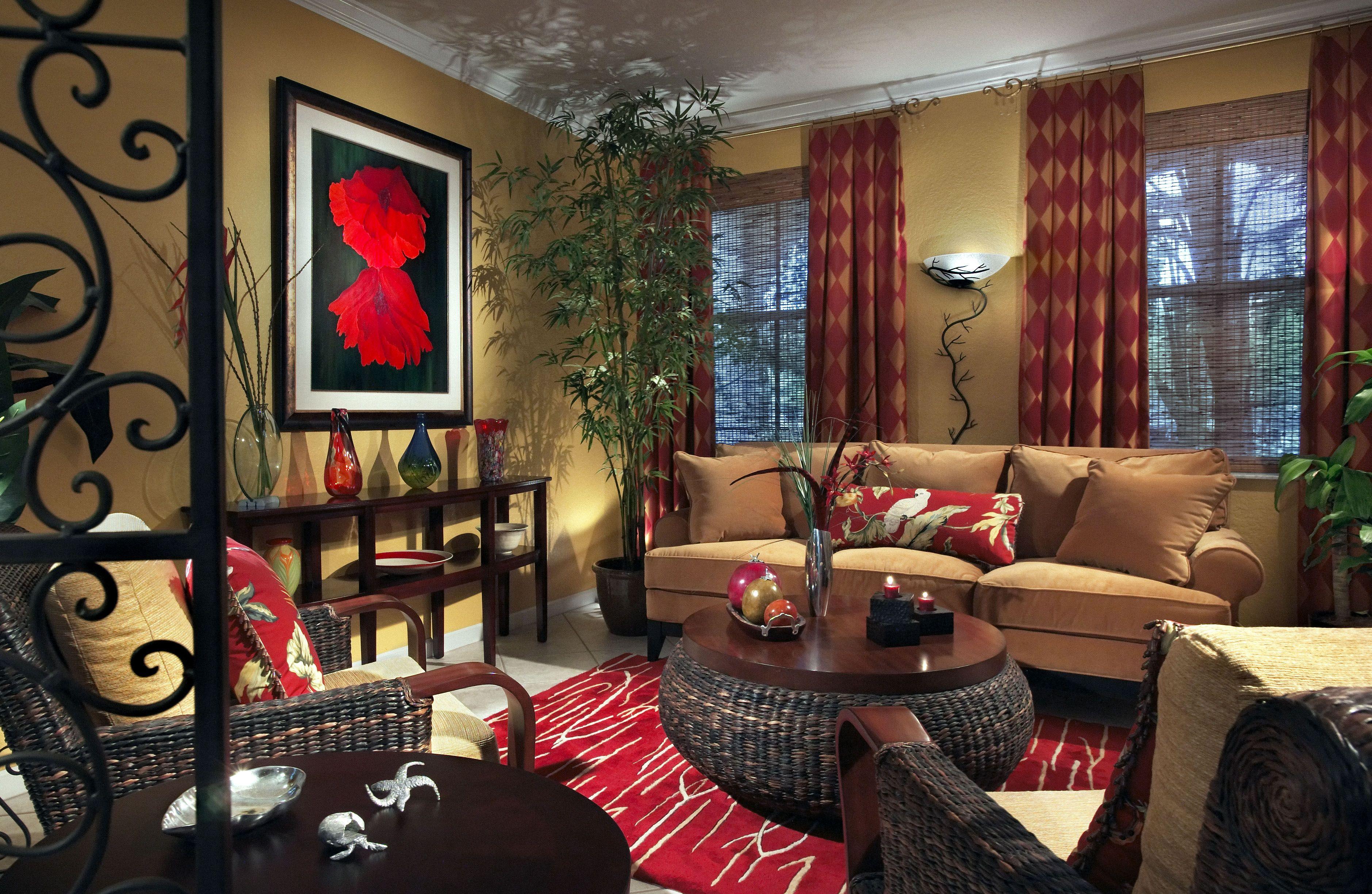 倫living Room Decor倫 Red Home Decor Living Room Red Tan Living Room