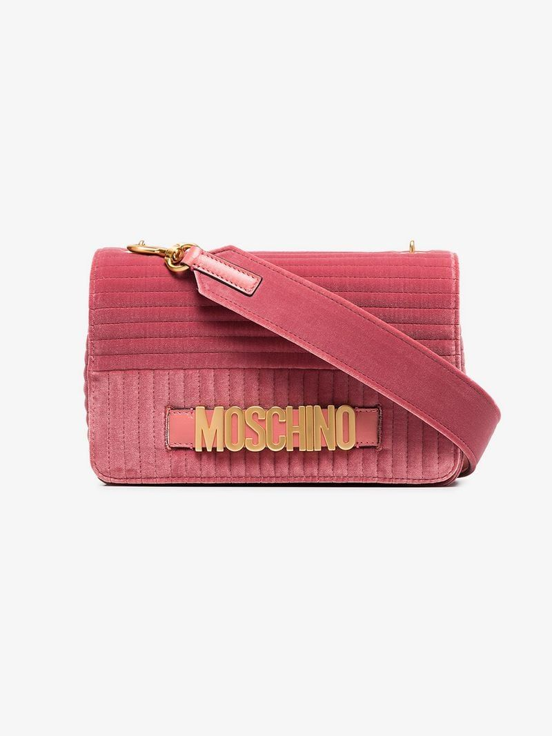 1a722337d5ff Image result for moschino bag velvet | fashionable purses | Moschino ...