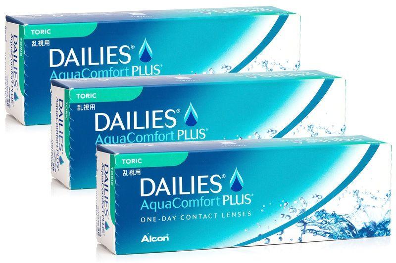 DAILIES AquaComfort Plus Toric (90 lentile)   Pinterest 2995131fce