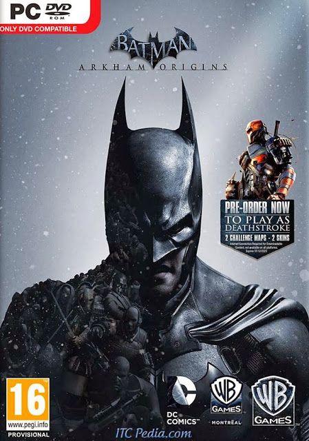 Pl Bs Ul Batman Arkham Origins Update V20131106 Reloaded Batman Arkham Origins Batman Batman Arkham
