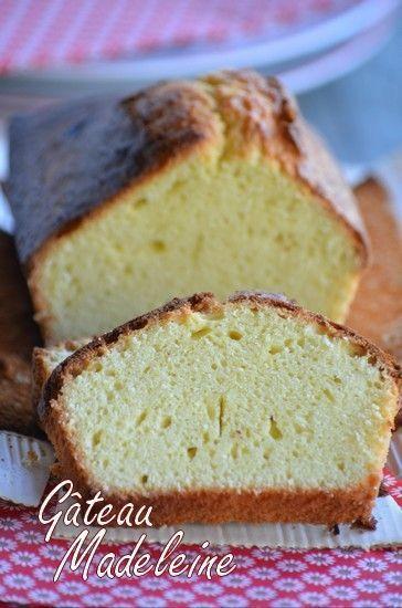 Voilà une super recette que je n'hésiterais pas à réaliser à nouveau! Ce n'est pas la madeleine de Proust, ni la madeleine de Commercy...mais tout simplement une madeleine taille XXL. Toute douce, bien légère, et très parfumée...son seul défaut c'est... #biscuitmadeleine