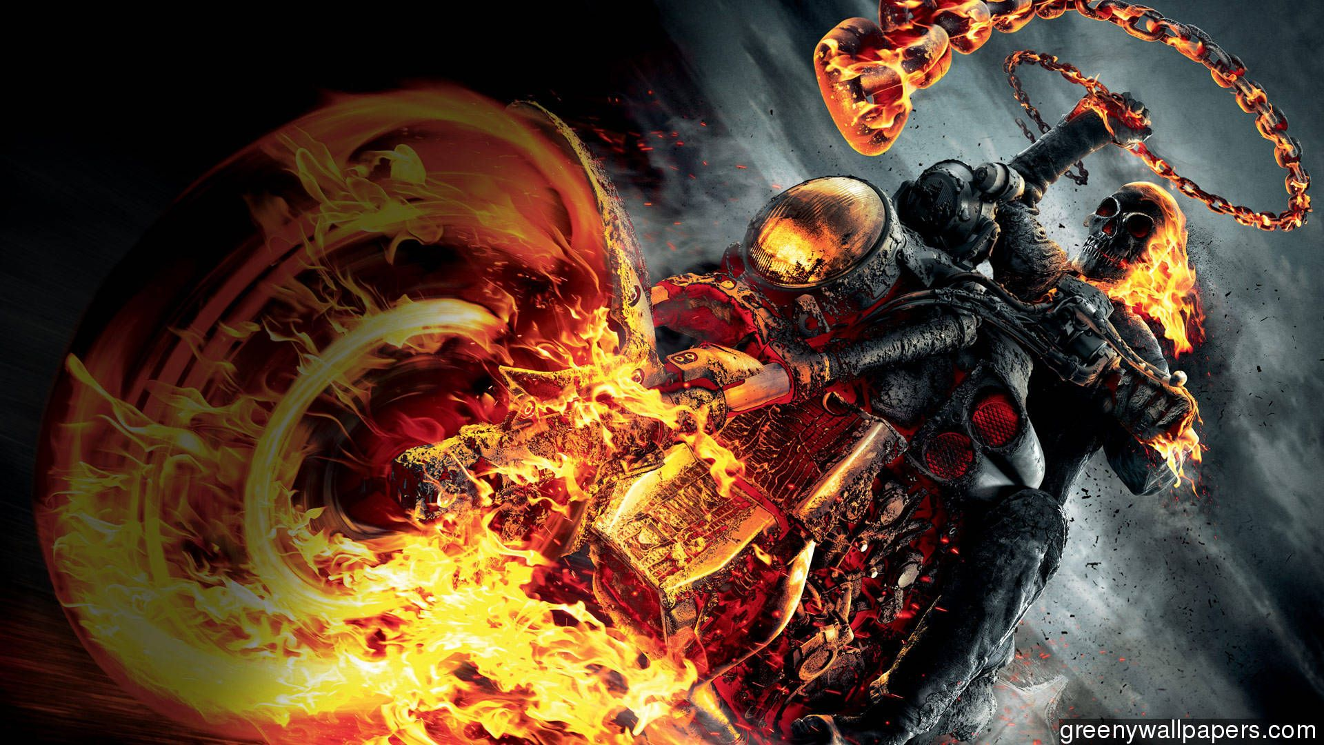Great Wallpaper Marvel Ghost Rider - fa06bbf4f3daffca90215bc1ec5dff55  Perfect Image Reference_129112.jpg