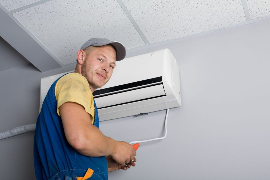 Pin On Air Conditioner Installation