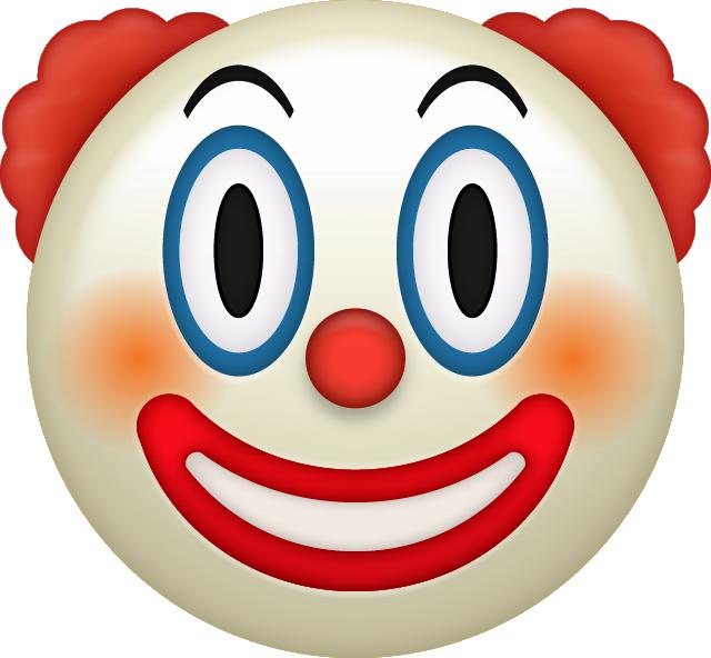 Clown Emoji Download Iphone Emojis Desenho De Emoji Imagens De Emoji Emoji