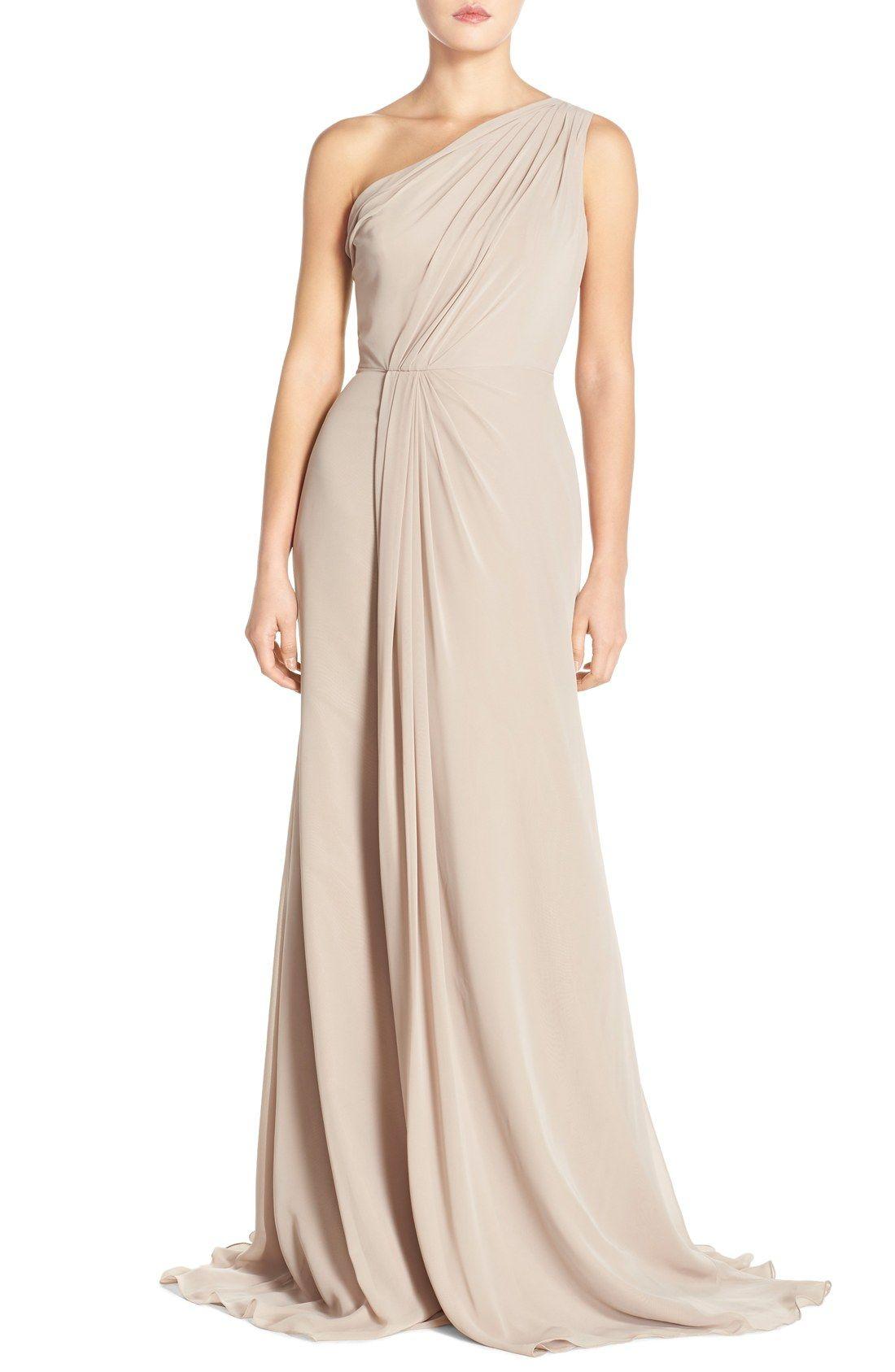 Mismatched neutral bridesmaid dresses bridesmaid dresses