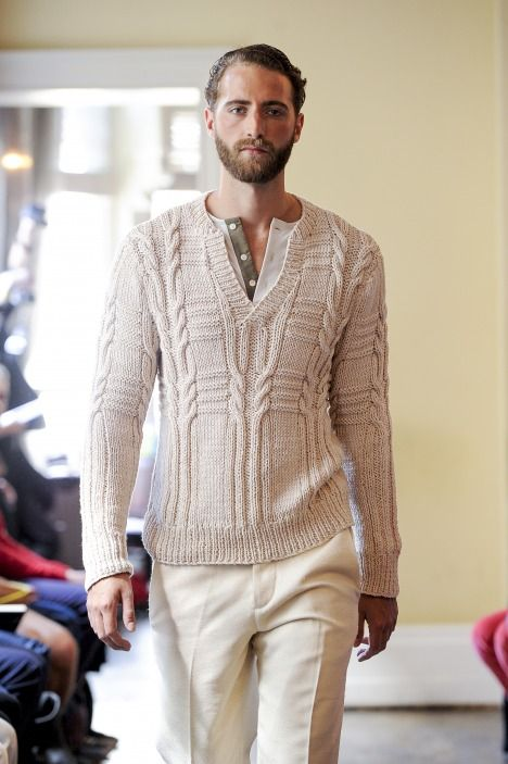 great knit, Omar Kashoura SS13, London | Men\'s Fashion | Pinterest ...