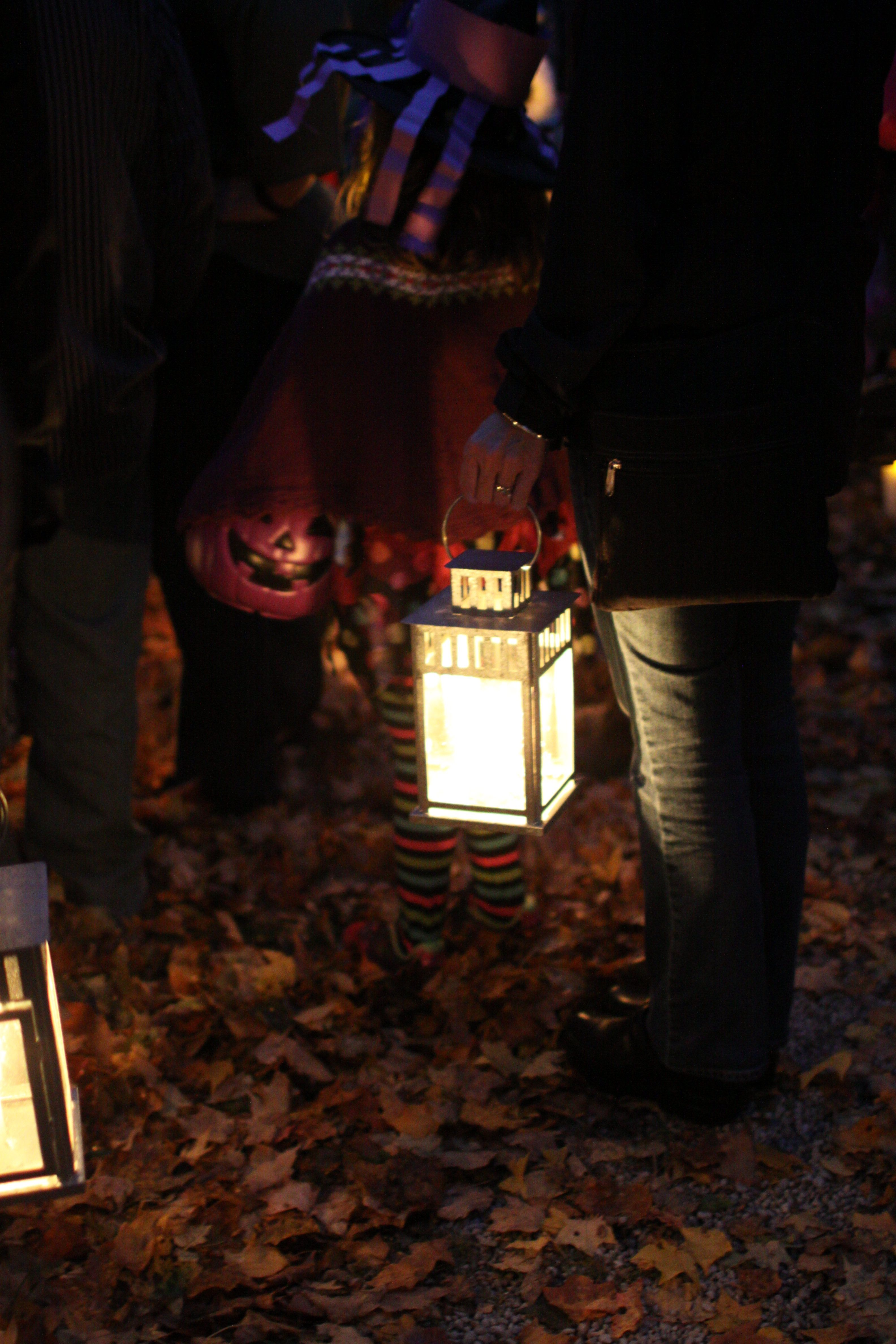 Spirit Strolls, Halloween at Shaker Village, Harrodsburg