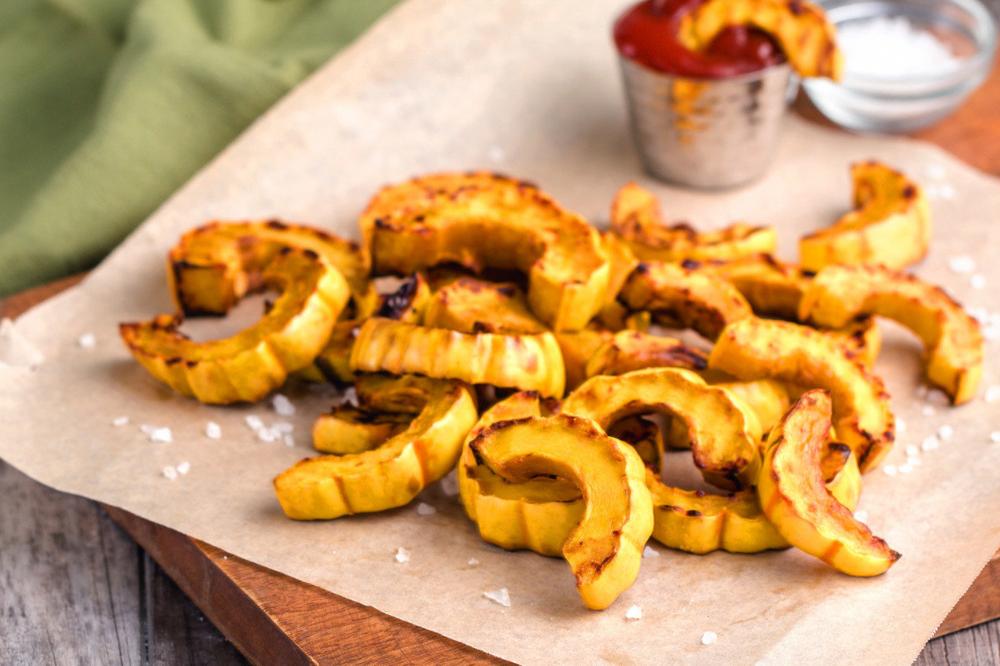 air fryer recipes ideas Recipes in 2020 Delicata squash