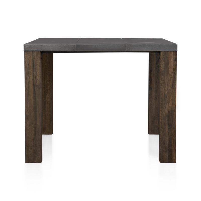 Galvin 48 Metal Top Dining Table Products Furniture Dining