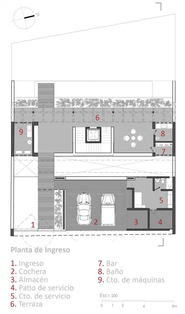 Architecture, Plan Drawing Design Auto Cad Casa Almare Room ...