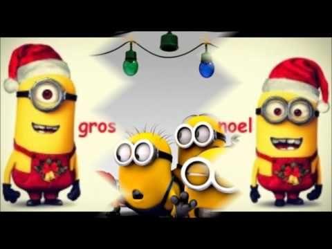 youtube chanson de noel Les Minions   La chanson de Noël   YouTube | live pour enfants  youtube chanson de noel