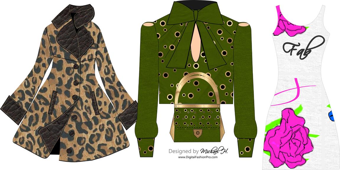 Pin by Digital Fashion Pro on Fashion Design Software