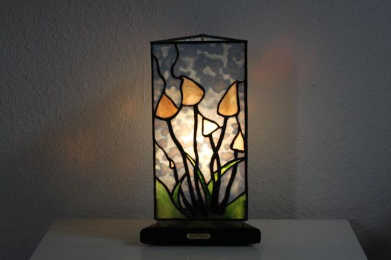 Exclusive stained glass tiffany style magic by ManaGlaskunst, €600.00