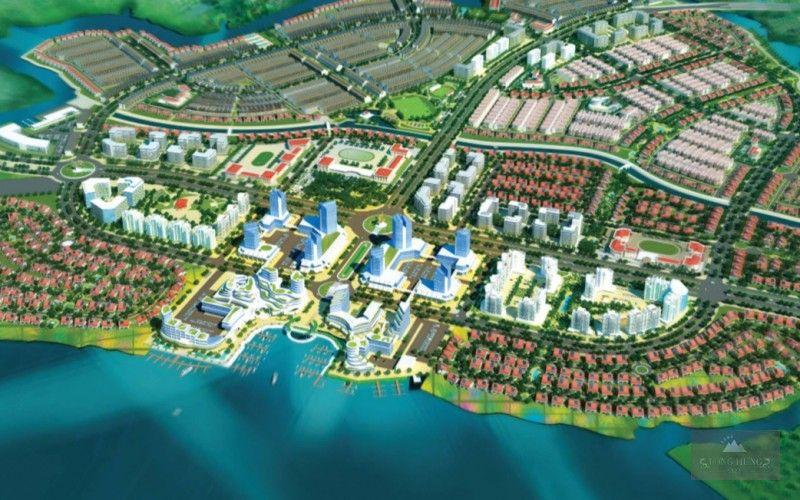 The Long Hung City - Mua đất nền có sổ đỏ ngay và được tặng 4 chỉ vàng SJC