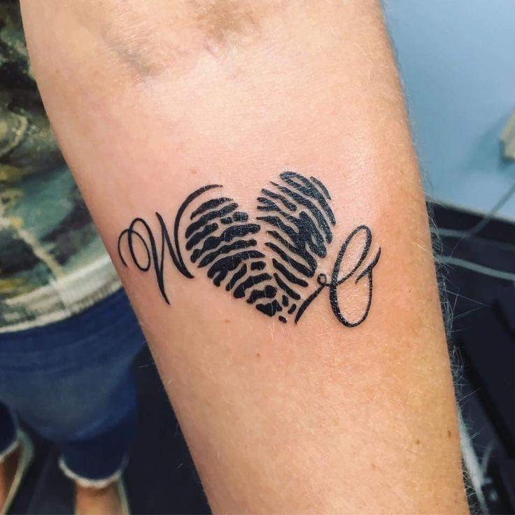 - anfängliches Tattoo