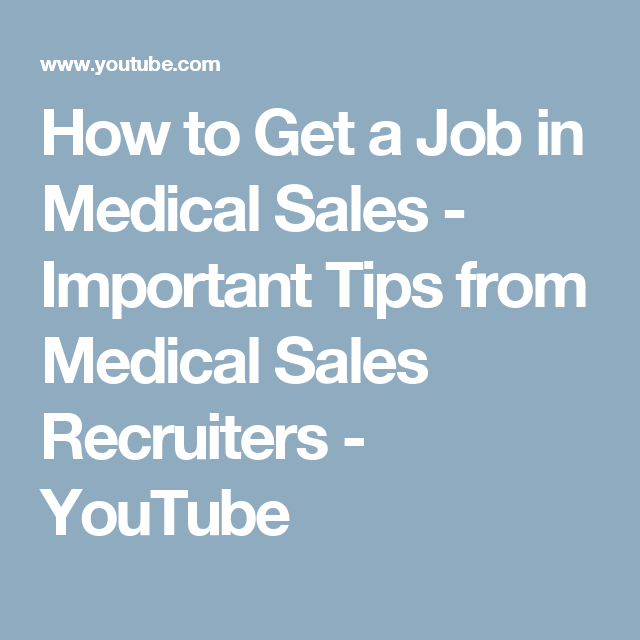 how to get a pharmaceutical sales job - Vaydile.euforic.co