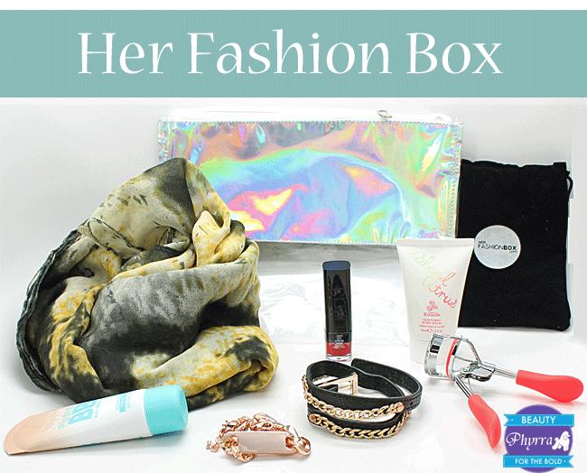 Her Fashion Box Review via @Phyrra #fashion #beauty