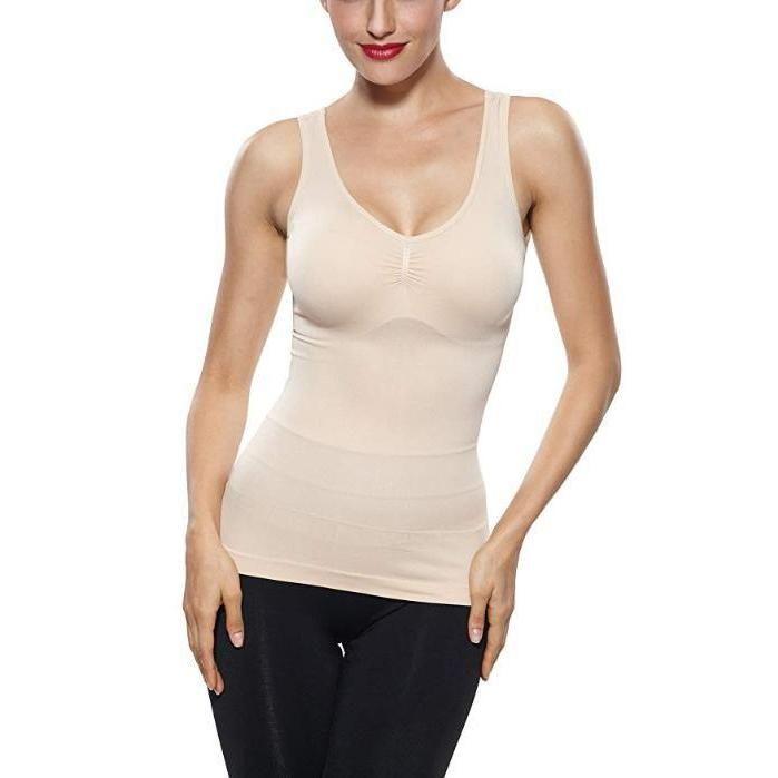 Womens Full Body Shaping Control Slip Seamless Slimming