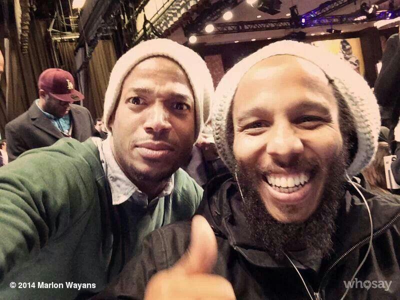 Marlon and Ziggy