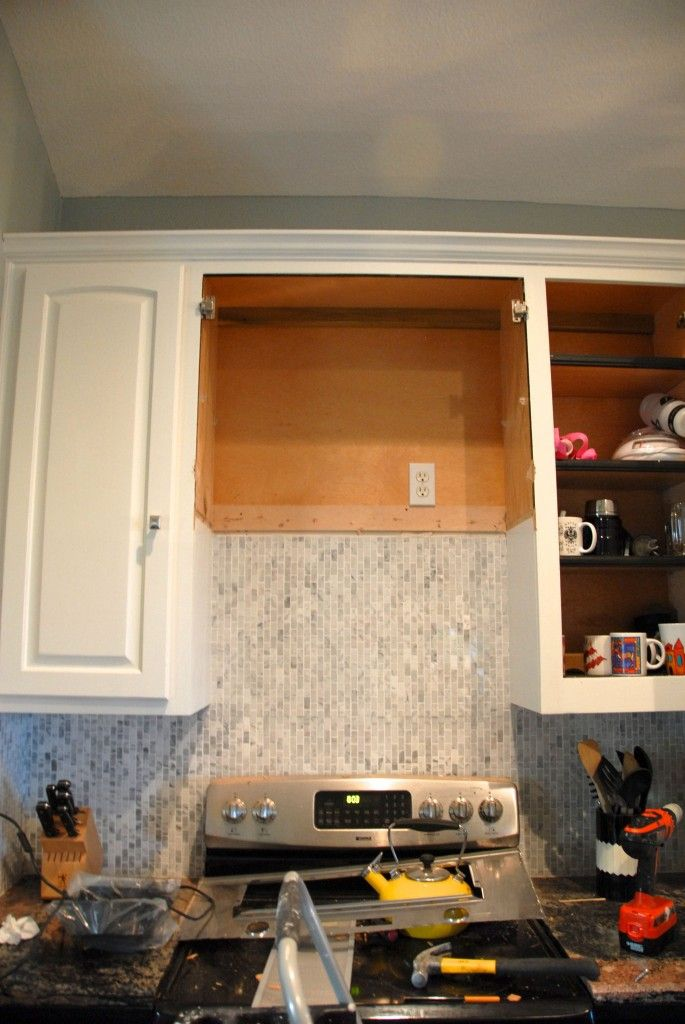 Bean In Love Hung Up Microwave Shelf Hanging Microwave Kitchen Microwave Cabinet
