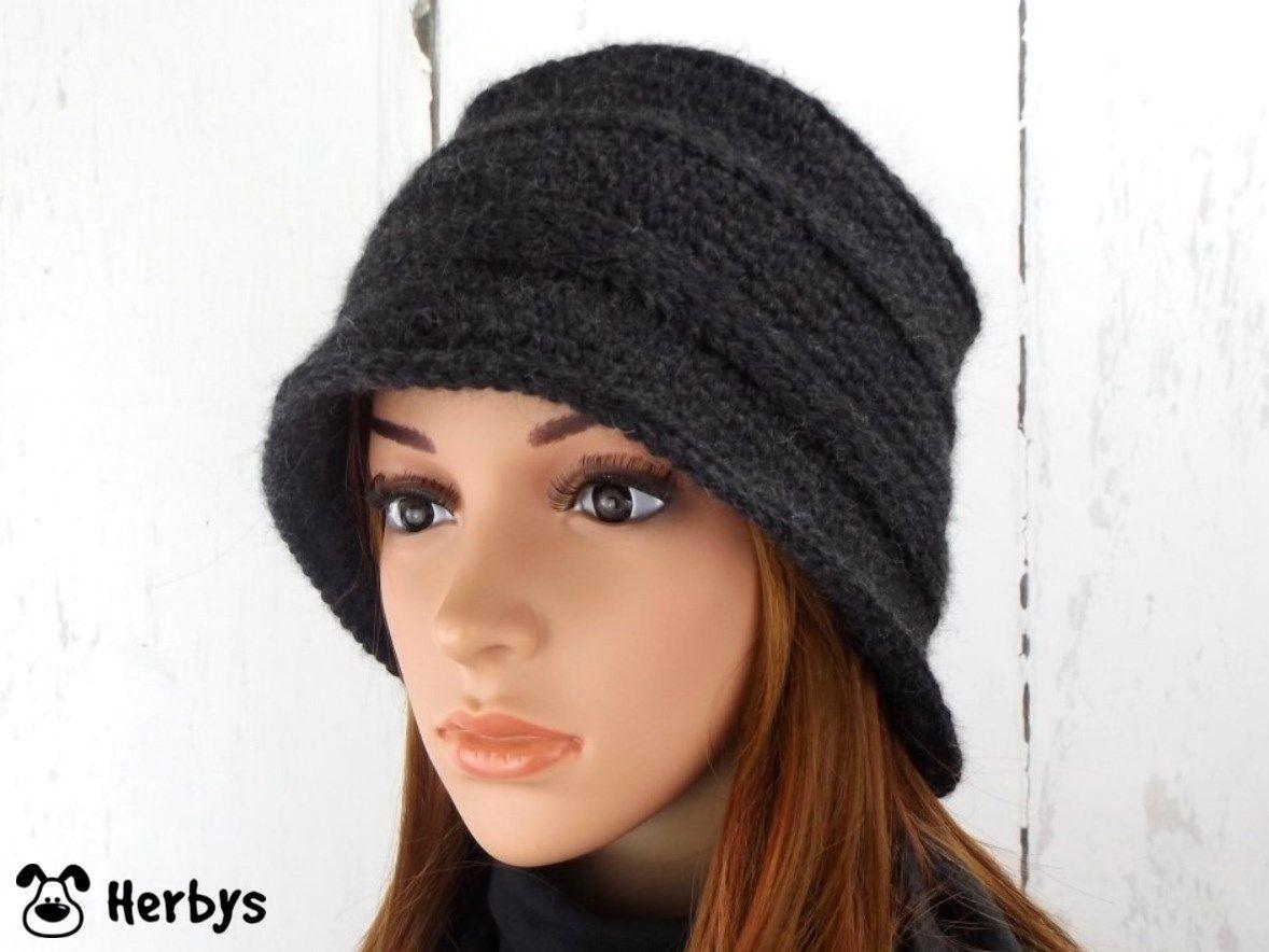 Ein Hut tut gut! Häkelanleitung für einen Winterhut aus Baby ...